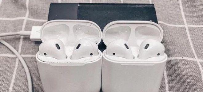 Две пары AirPods подключить к одному iPhone