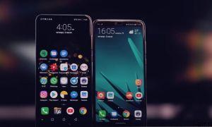 Сравнение Huawei P20 и PRO