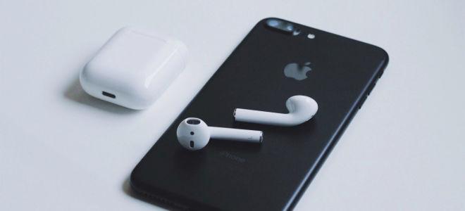 Как подключить наушники AirPods к iPhone