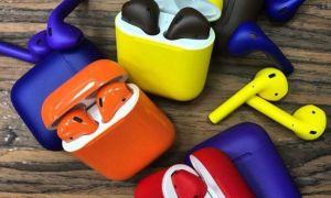Стоит ли покупать цветные AirPods